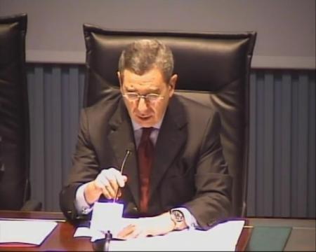 Pablo Figueroa Dorrego, Director da Escola Galega de Administración Pública (EGAP) - Xornada sobre a Protección da Legalidade Urbanística